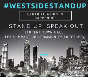 Westside Stand Up Initiative at Spelman College