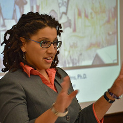 Erica Williams and Brazil Study Abroad Program
