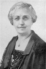 Lucy Hale Tapley, Third President