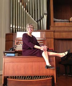 Spelman Organist Joyce Johnson Honored