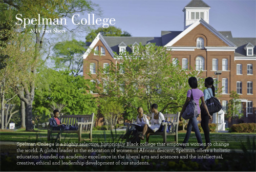 spelman college essay admissions Find out what you need to know about applying to spelman college, including important dates, application fees, and test requirements.