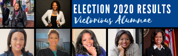 Spelman Alumnae Win Big in the 2020 Elections
