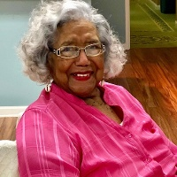 Spelman Alumna June Dobbs Butts