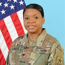 Spelman Alumnae Monica Lawson Named Colonel is U.S. Army