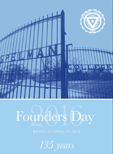 Founders Day 2015