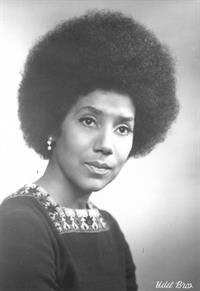 June Dobbs Butts-Class of 1948-BnW-Headshot