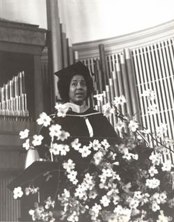June Dobbs Butts-Founders Day Symposium-11 Apr 1973