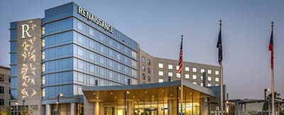 Book Renaissance Hotel for Spelman Homecoming