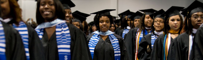 Spelman College Commencement Attire