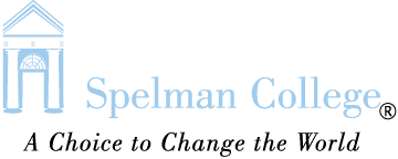 Spelman College Logo with Tagline