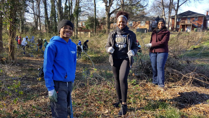 Founders Day of Service 2018