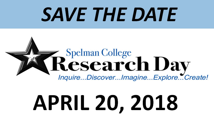 Spelman College Research Day 2018