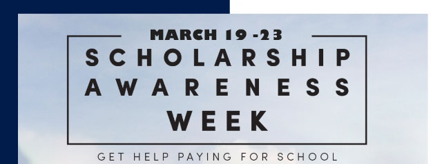 Scholarship Awareness Week