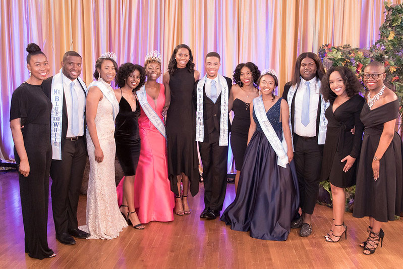 Miss Spelman and Her Court