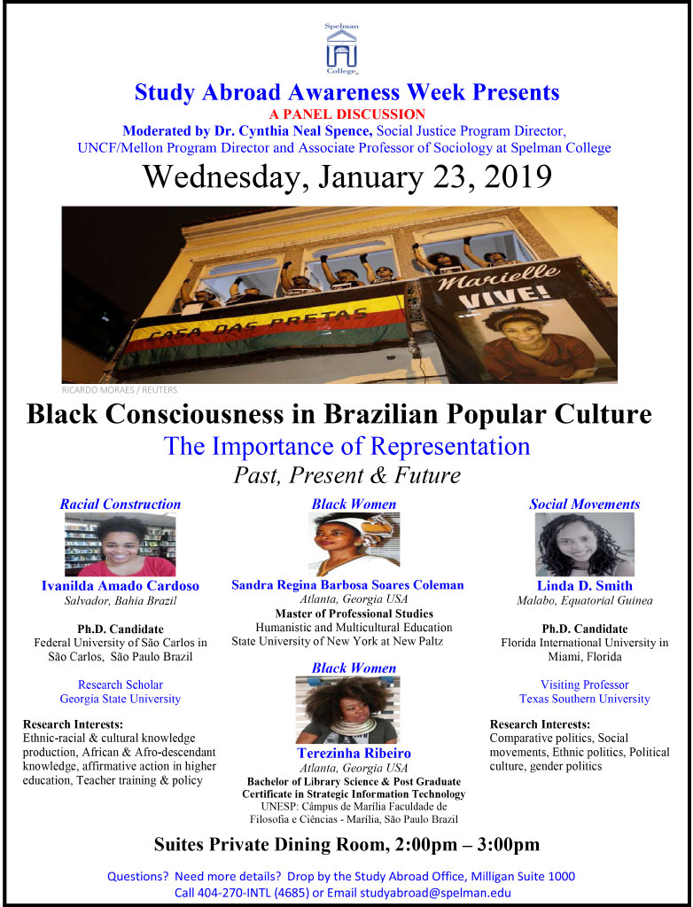SAB Black Consciousness in Brazilian Popular Culture