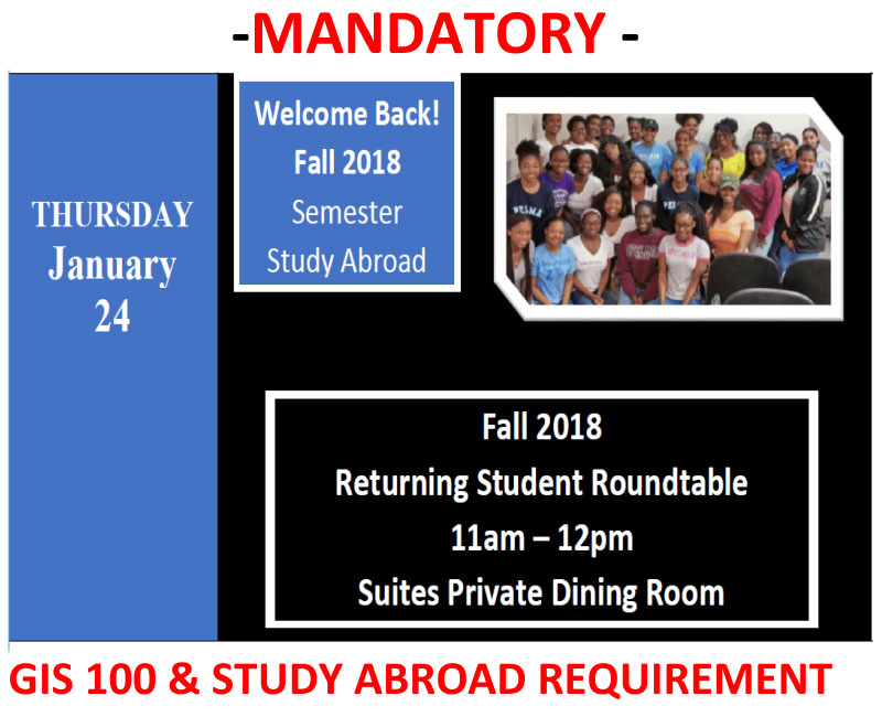 SAB Returning study roundtable