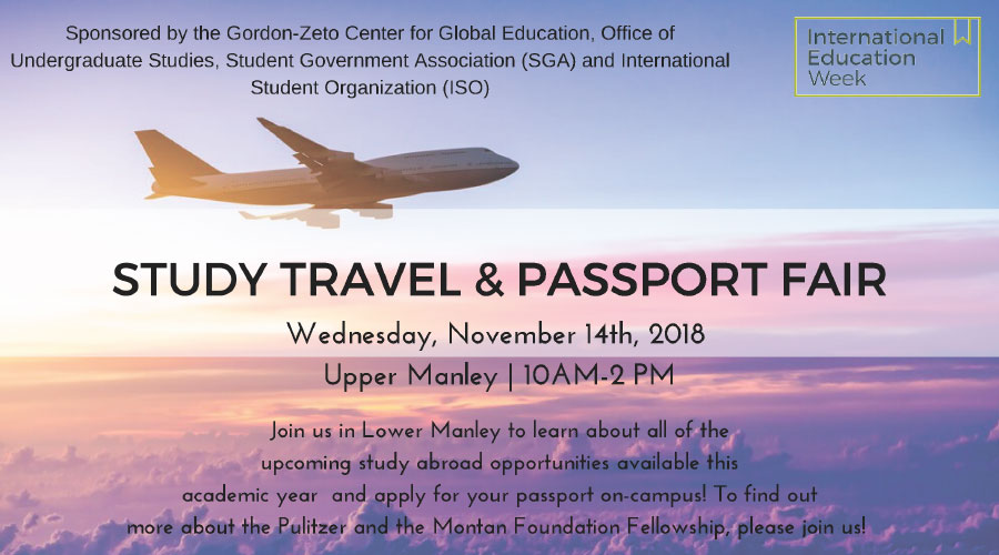 STUDY TRAVEL FAIR
