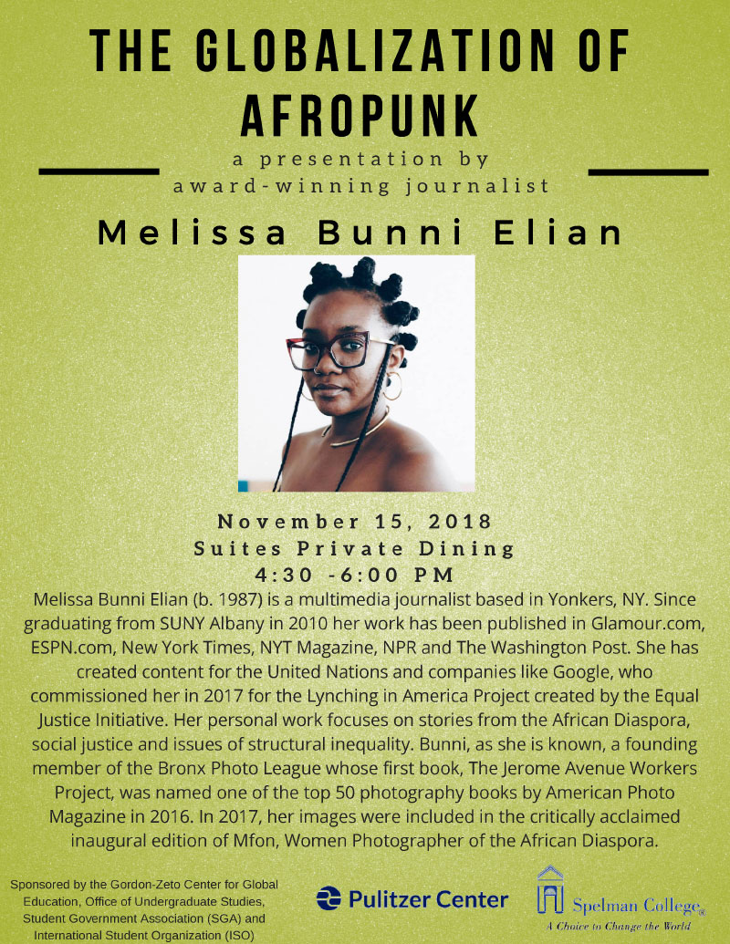 The Globalization of Afropunk