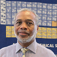 Chemistry Professor Albert Thompson
