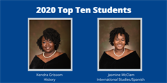 Spelman College Top 10 Valedictorian and Salutatorian 2020