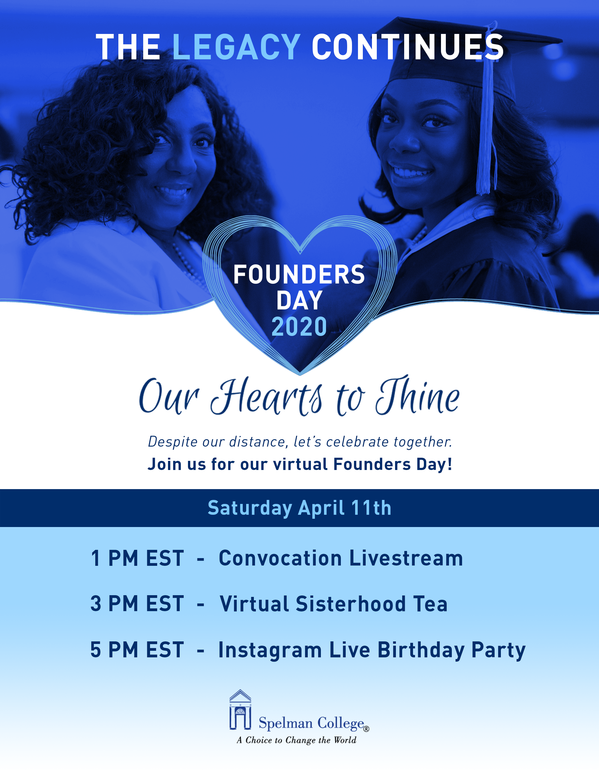 Spelman College's Virtual Founders Day 2020