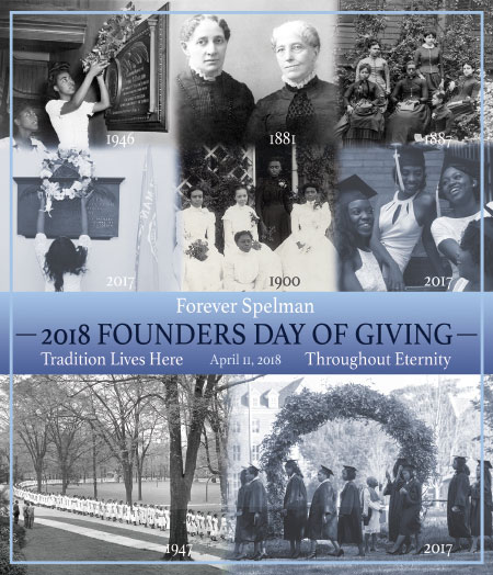 Spelman Founders Day Giving