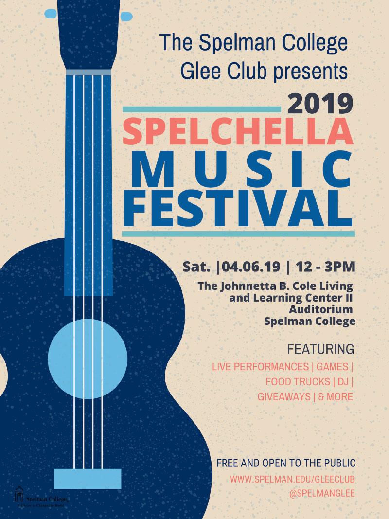 Glee Club Presents: SpelChella Music Festival 2019