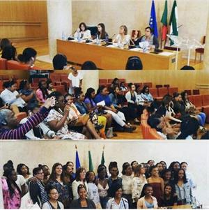 Spelman Students Travel to Portugal