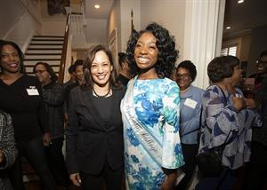 Senator Kamala Harris Speaks at Spelman