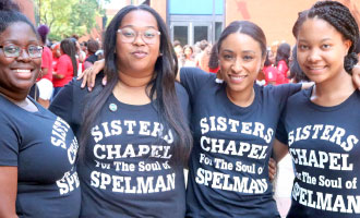 Sisters Chapel For the Soul of Spelman