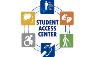 Student Access Center logo