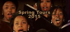 Glee Glub and Jazz Ensemble Spring 2015 Dates