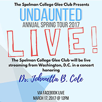 Undaunted Live Performance