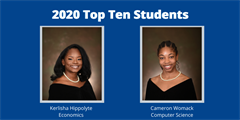 Spelman College 2020 Top Ten Students