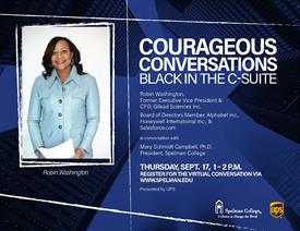 Spelman Courageous Conversations Virtual Series