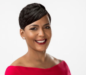 Mayor Keisha Lance Bottoms Spelman Commencement