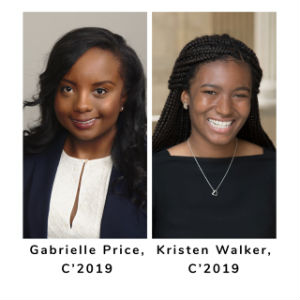 Spelman College 2019 Salutatorians