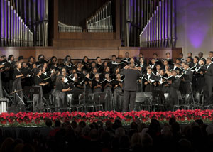 Spelman and Morehouse Glee Clubs