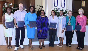 Spelman College's Presidential Award Winners