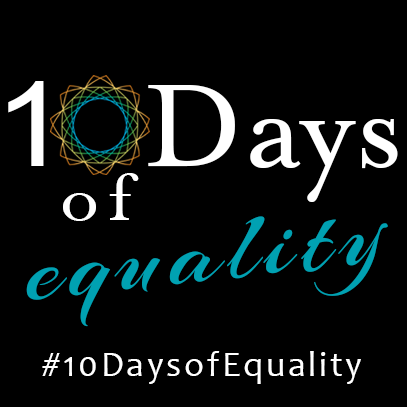 10 Days of Equality