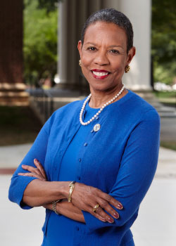 Spelman College President Campbell