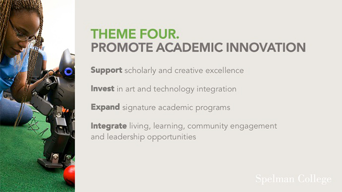 Promote Academic Innovation