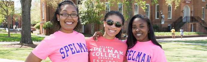 After Acceptance to Spelman College
