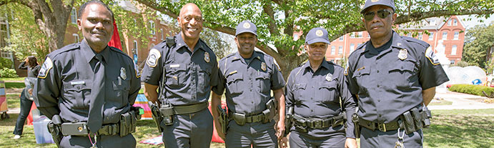Spelman College Public Safety