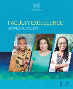 Faculty Excellence at Spelman College