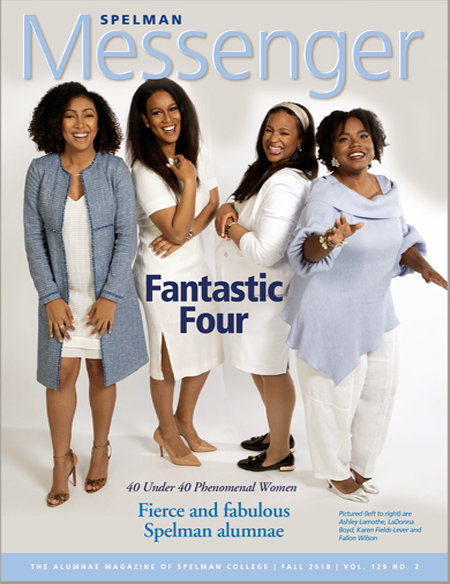 Spelman Messenger Fall 2018