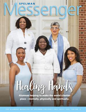 Spelman Messenger Fall 2019