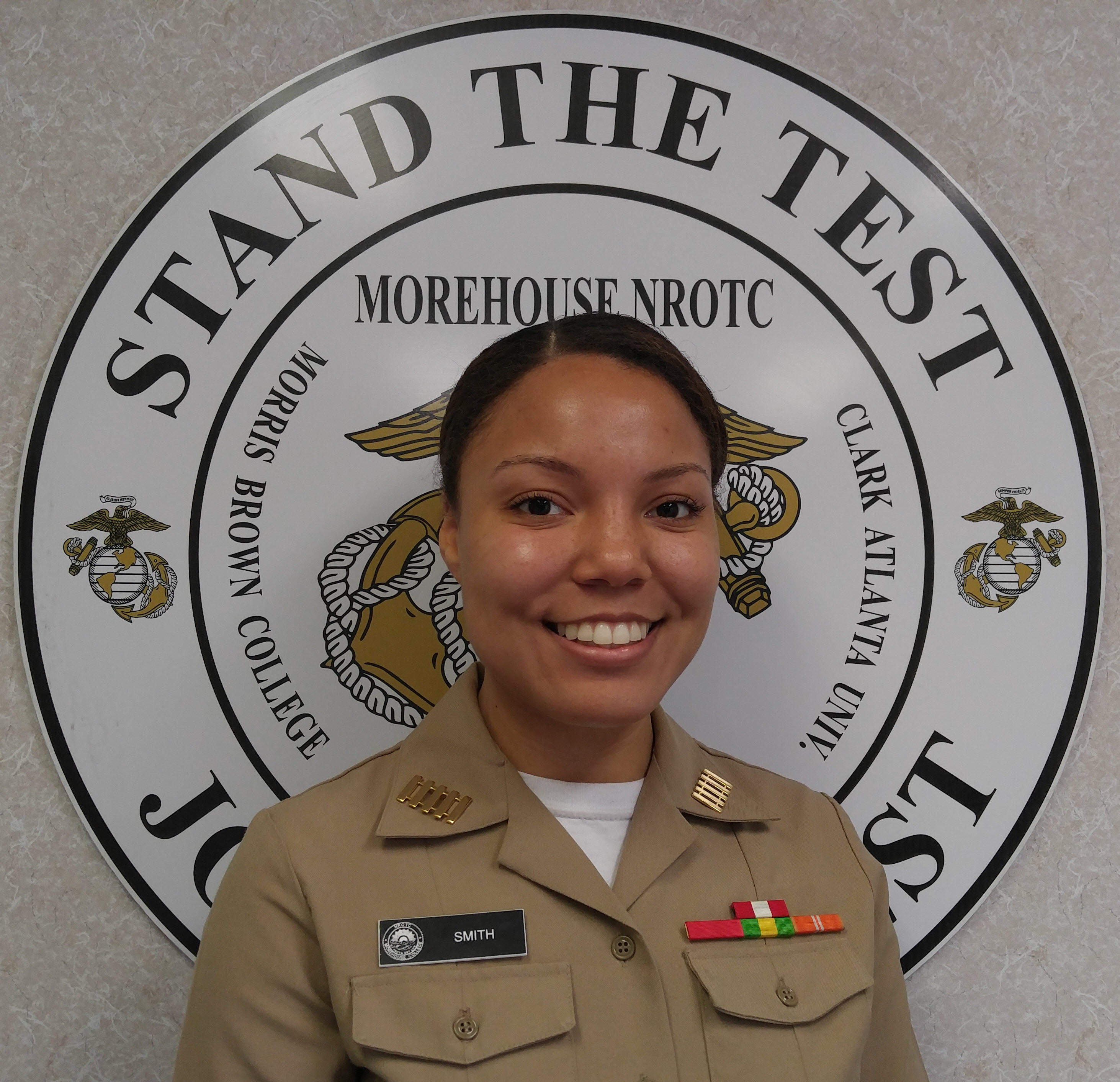Spelman College Naval Science Minor