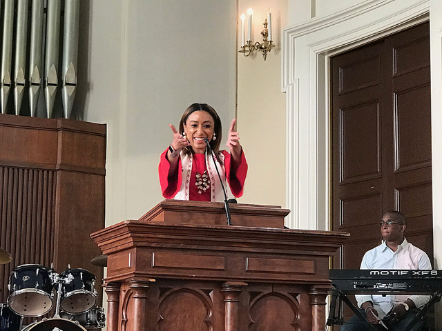 Spelman College Dean of the Chapel