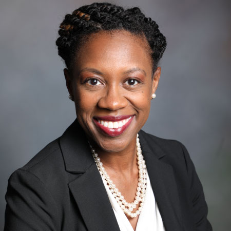 Spelman College Dean of Students Bonnie Taylor